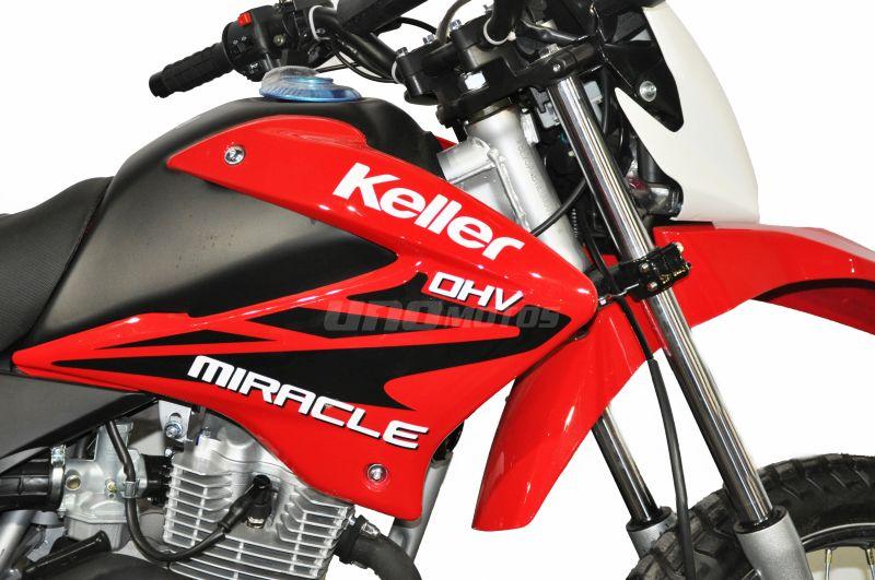 Moto Keller Miracle 150 Con USB