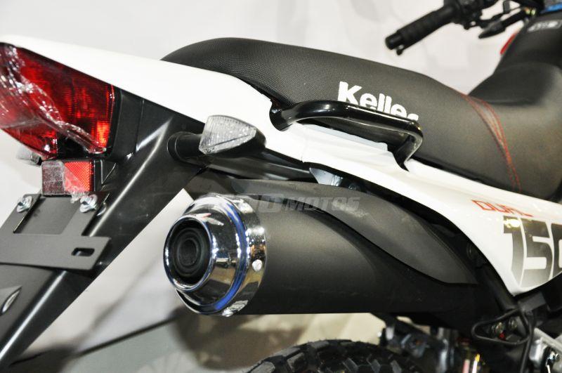 Moto Keller Miracle 150 Evo 2019