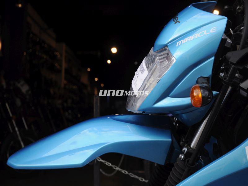 Moto Keller Miracle 200 Evo
