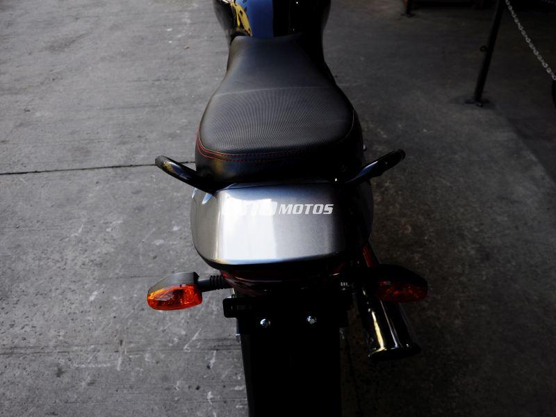 Moto Keller Stratus CG 150 Base Rayo Tambor