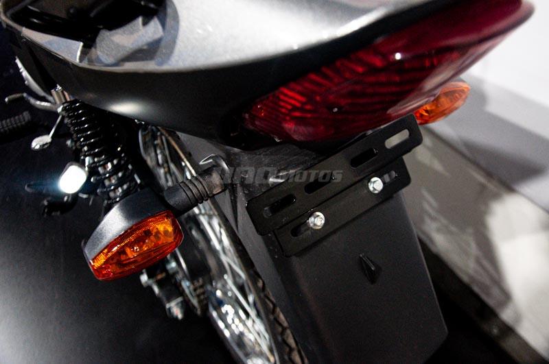 Moto Keller Stratus OUTLET CG 150 Base Cree Led