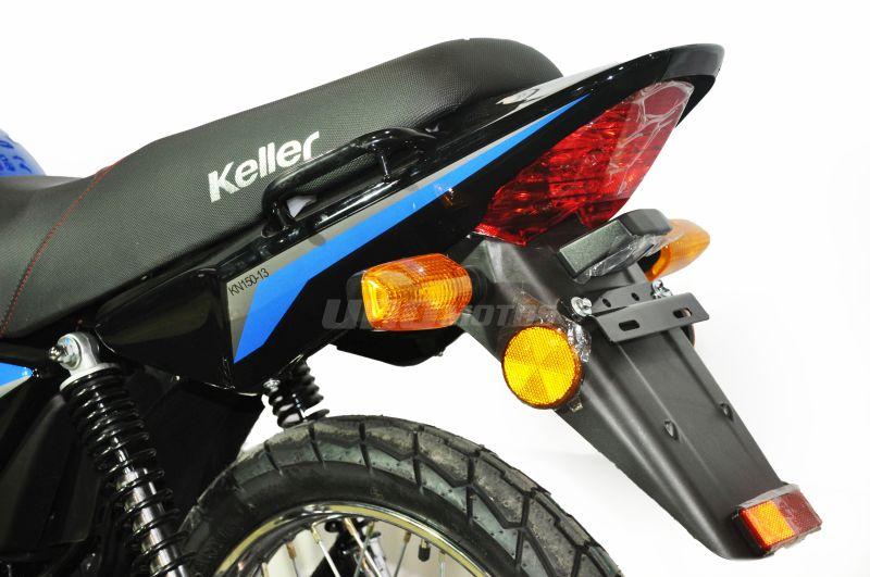 Moto Keller Stratus CG 150 Base V2 Linea 2020