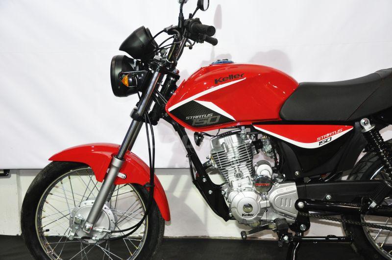 Moto Keller Stratus CG 150 Base V2 Linea 2019