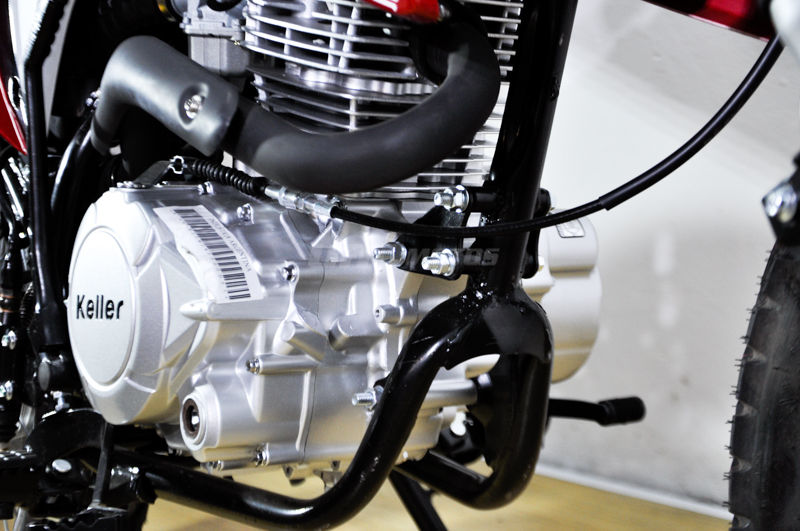 Moto Keller Miracle 200 Evo 2021