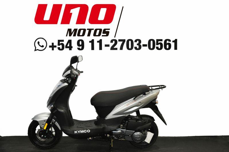 Moto Kymco Agility 125
