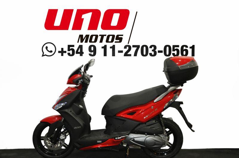 Moto Kymco Agility 200 i 16+