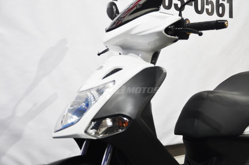Moto Kymco AGILITY 200 USADA 2017 CON 10000KM, INT 21444