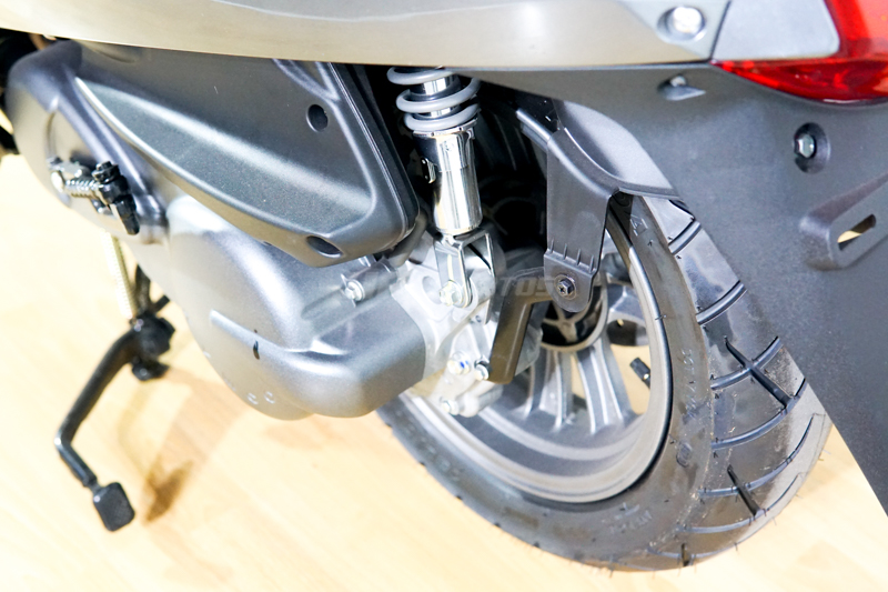 Moto Kymco Like 125 2021