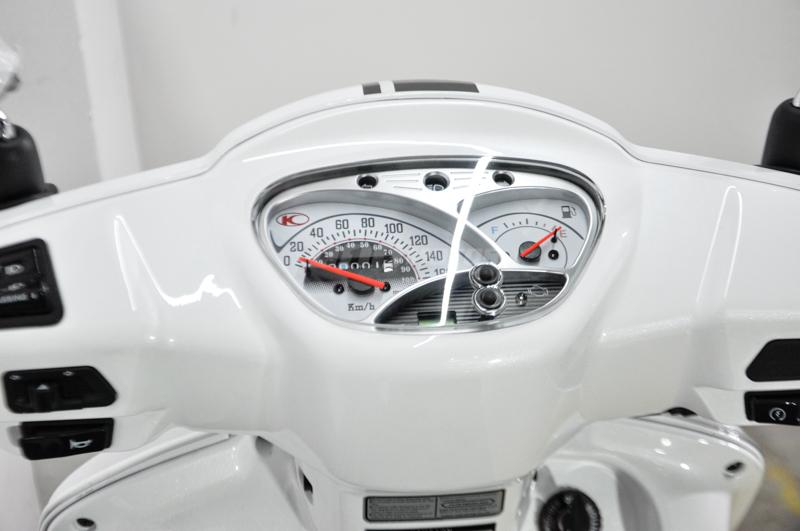 Moto Kymco Like 200 i