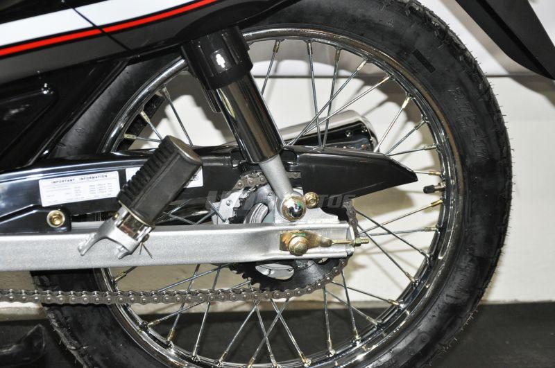 Moto Mondial LD 110 s Base 2019