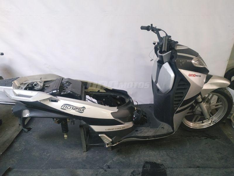 Moto Mondial Md 125 K outlet-des int 13702