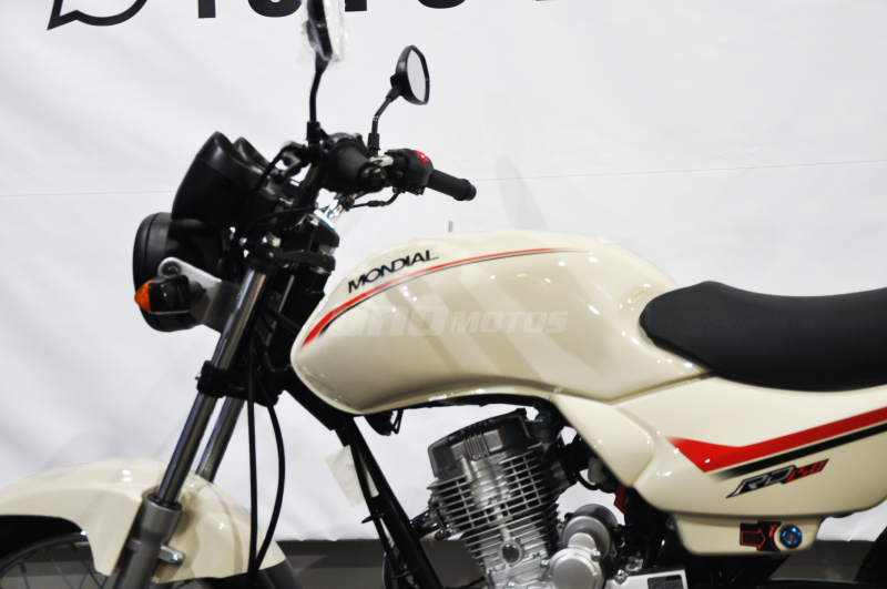 Moto Mondial RD 150 H base 2019 MOTO CREDITO