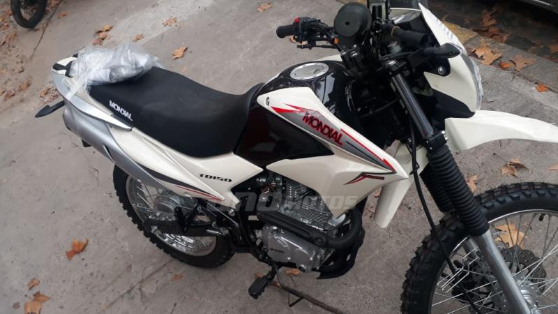 Moto Mondial TD 150 L linea 2019
