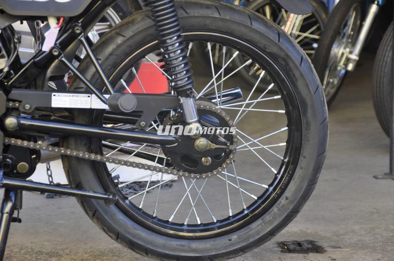 Moto Mondial W 150 Cafe Racer