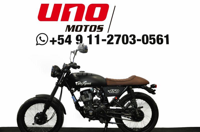 Moto Mondial W 150 Cafe Racer 2019