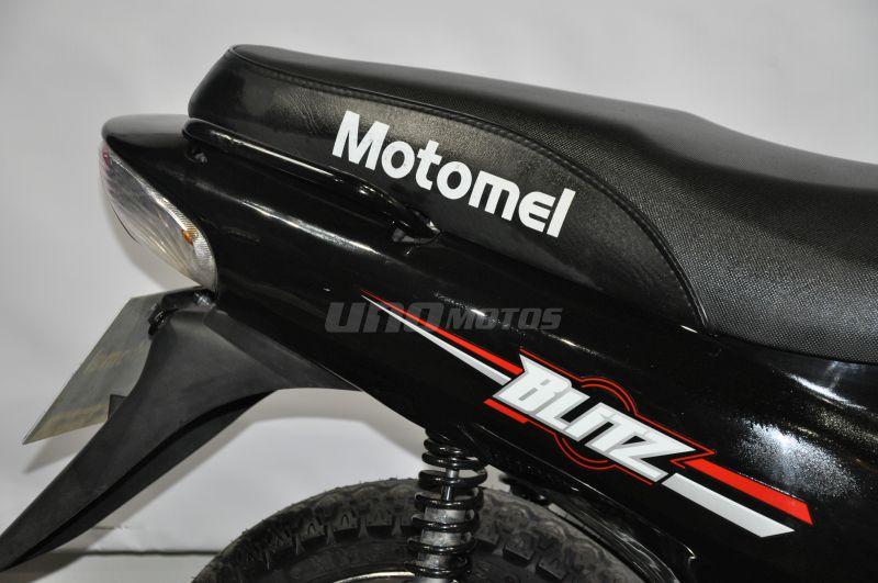 Moto Motomel Blitz 110 base - linea 2016 PROMO SEPTIEMBRE