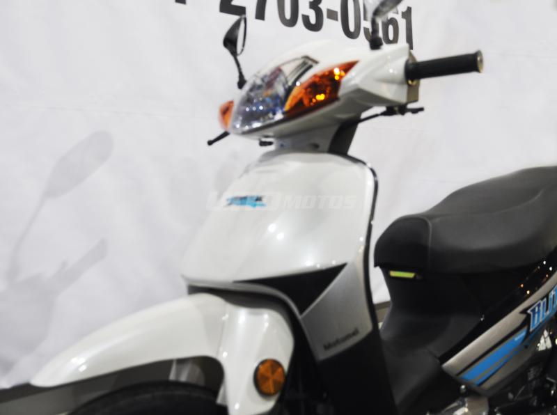 Moto Motomel Blitz 110 V8 Base linea 2019