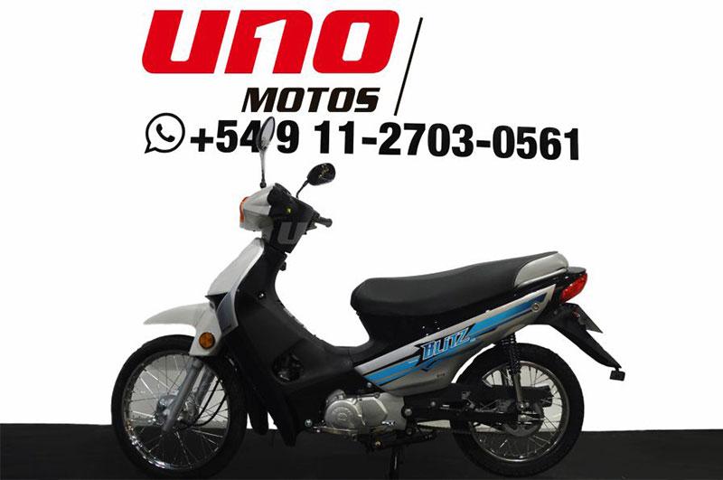 Moto Motomel Blitz 110 V8 Base 2019 CyberMonday