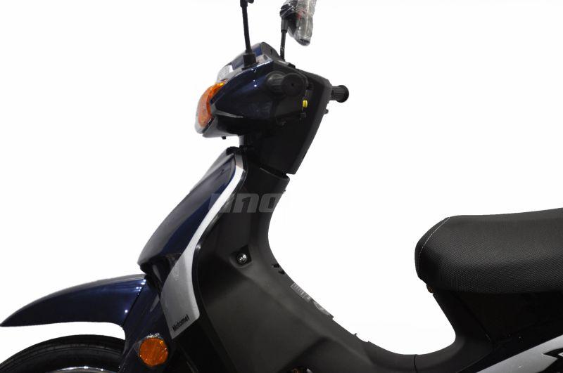 Moto Motomel Blitz 110 V8 Base