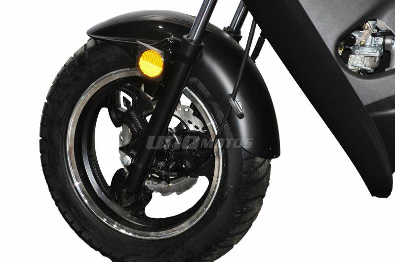 Moto Motomel Blitz 110 v8 Tunning Linea