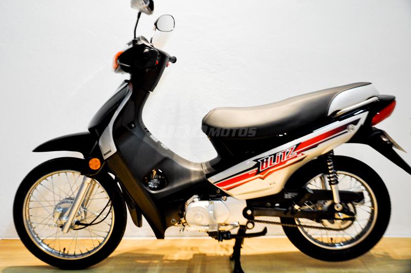 Moto Motomel Blitz 110 V8 Base 2021