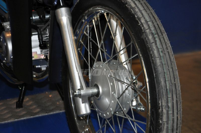 Moto Motomel Blitz 110 v8 Cree Led Edicion Limitada