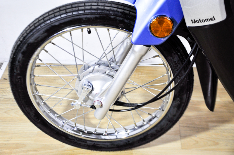 Moto Motomel Blitz 110 V8 Automatica