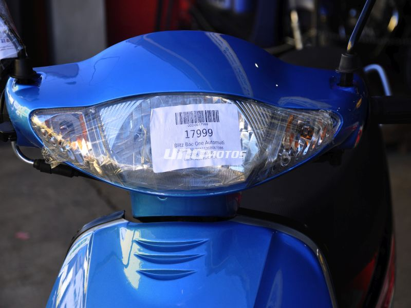 Moto Motomel Blitz 110 Base Automatica - Promo Fab 2016