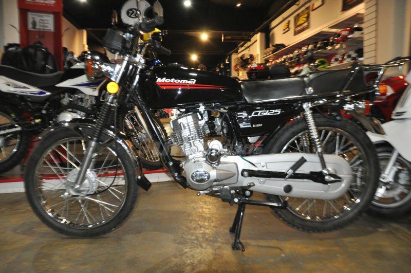 Moto Motomel Cg 125 Outlet Int 22283