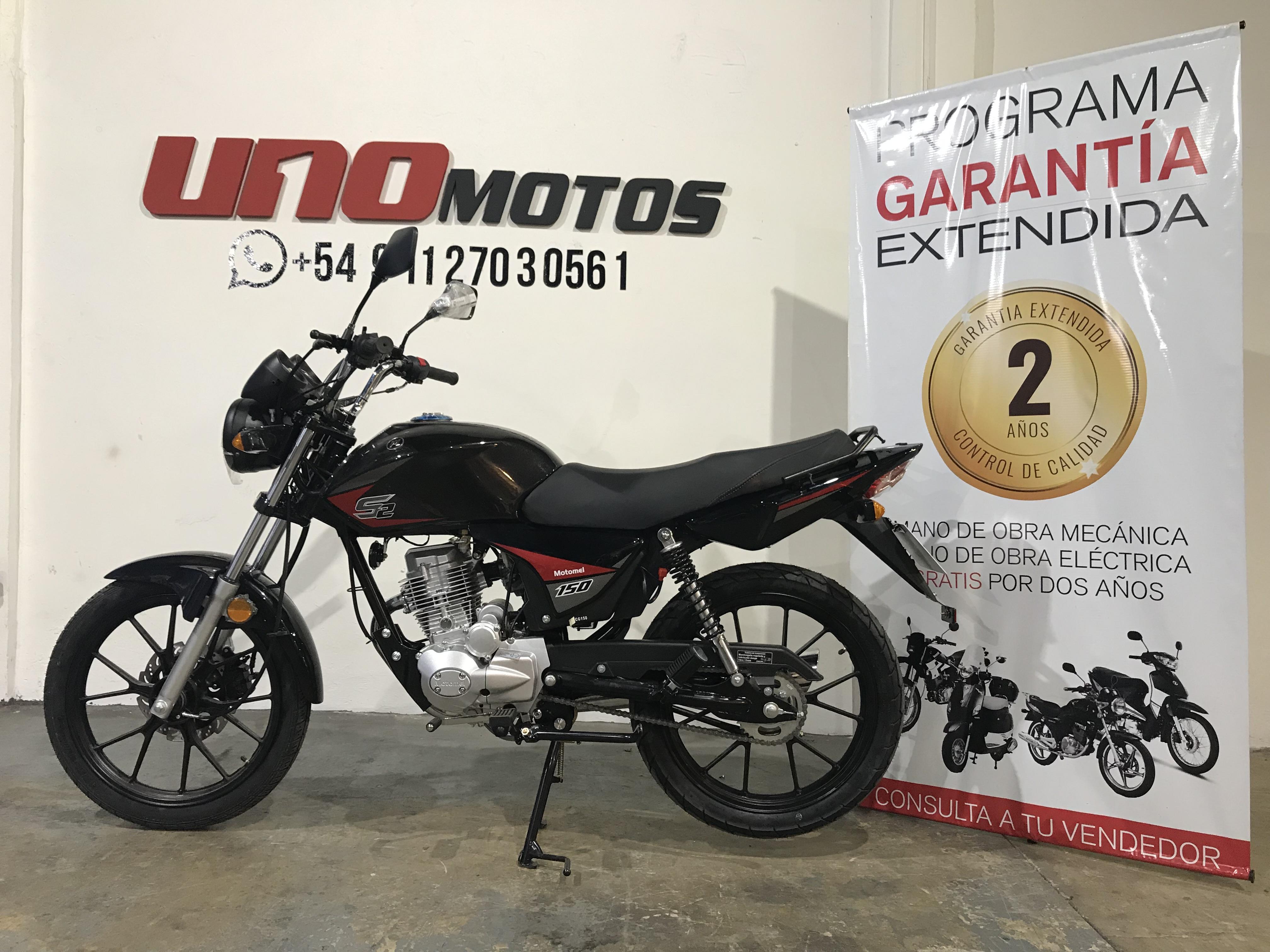 Moto Motomel CG 150 S2 Full linea 2019 OUTLET int: 18340