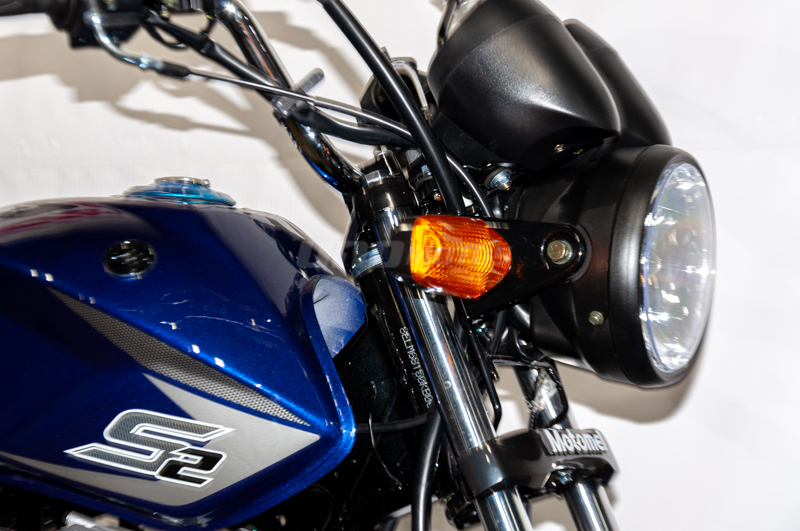Moto Motomel CG 150 S2 Full