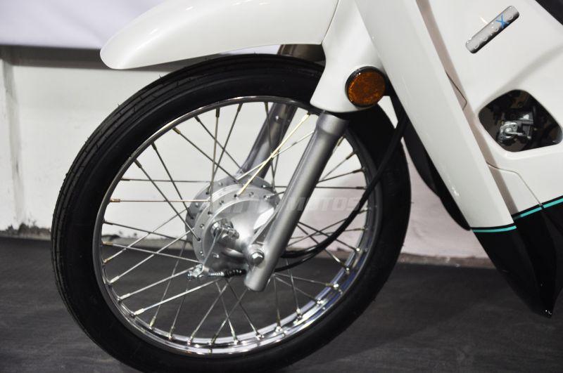 Moto Motomel Dlx 110 linea 2019
