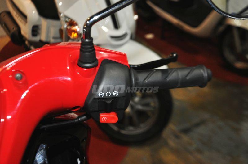 Moto Motomel Forza 150 Roja outlet int 23097