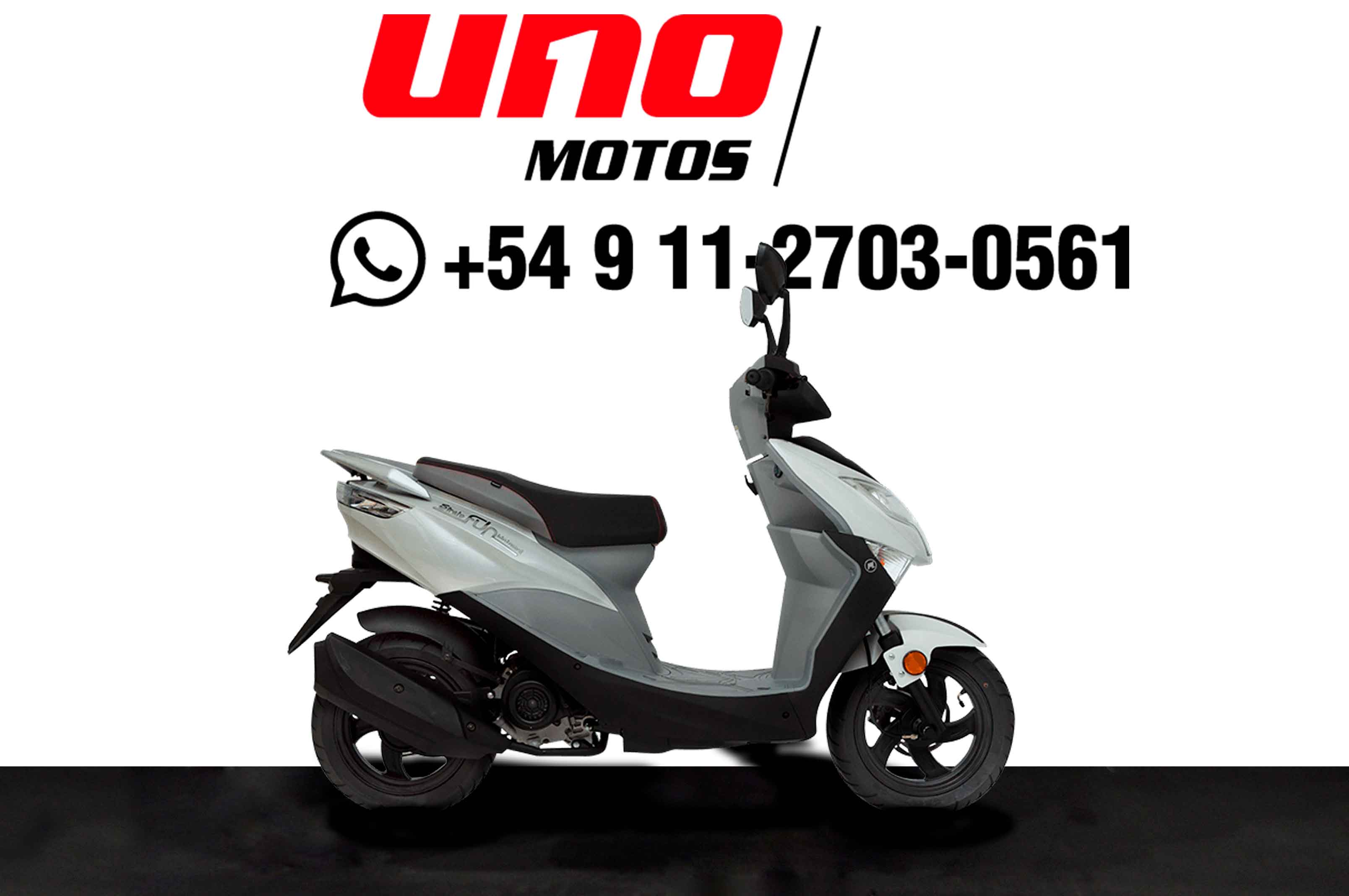 Moto Motomel Strato Fun 80