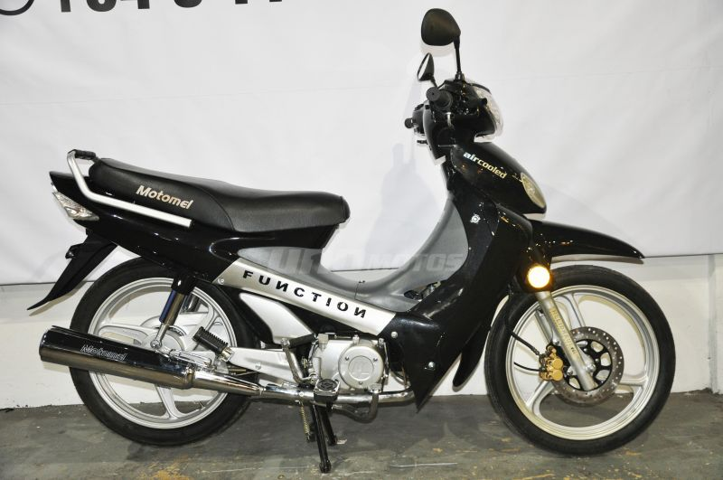 Moto Motomel Function 110 full linea 2012