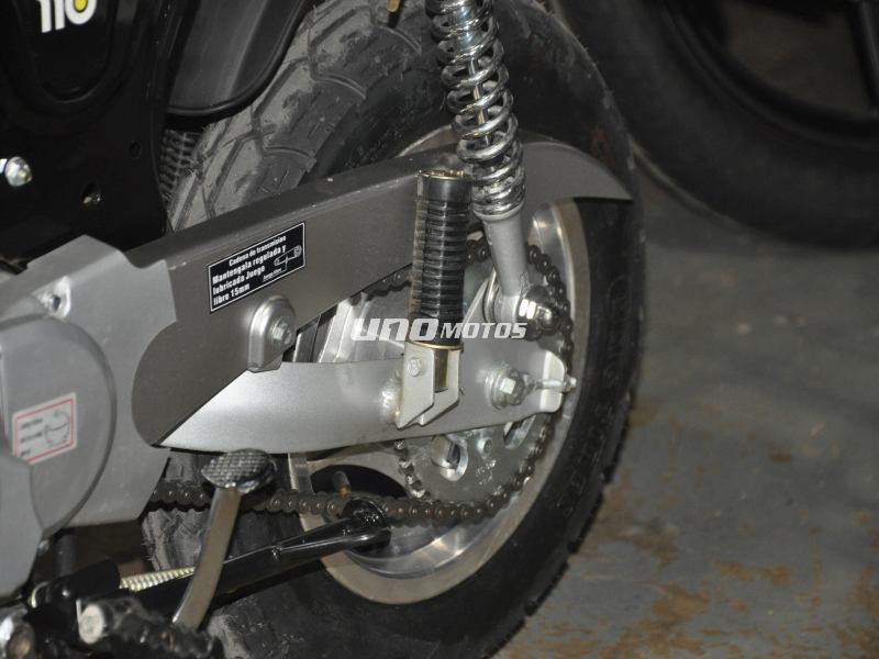 Moto Motomel Max 110 - Promo Fab 2016