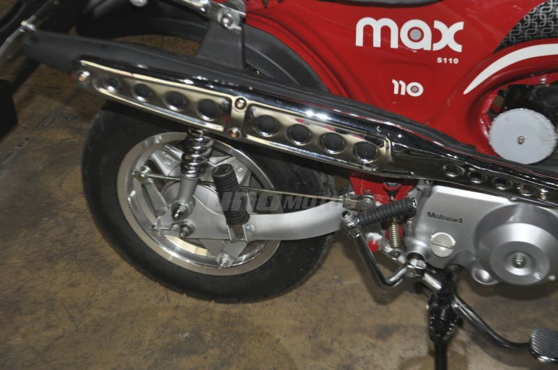 Moto Motomel Max 110 Outlet Int 17394