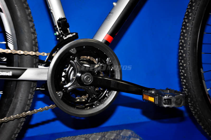 Moto Motomel MAXAM 190 BICICLETA
