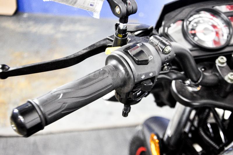 Moto Motomel Sirius 150 Linea 2020