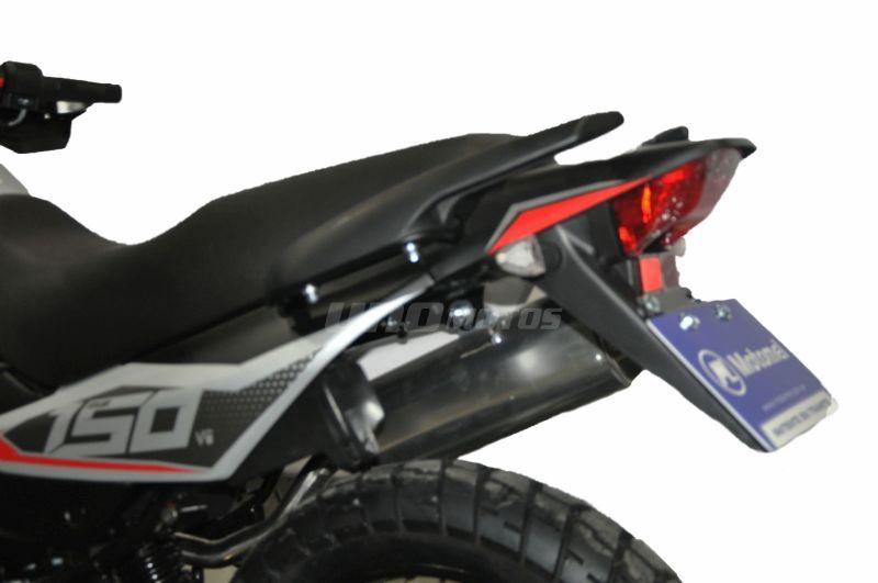 Moto Motomel Skua 150 Silver Edition