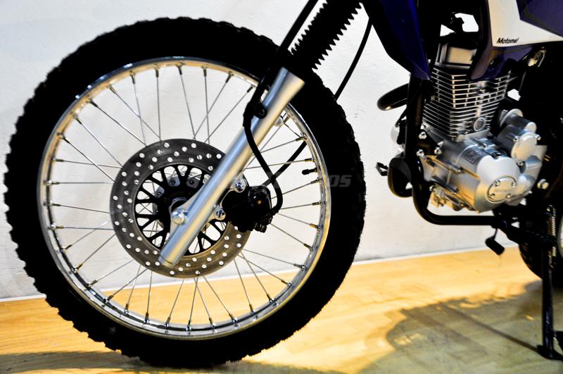 Moto Motomel Skua 150 V6 Linea 2021