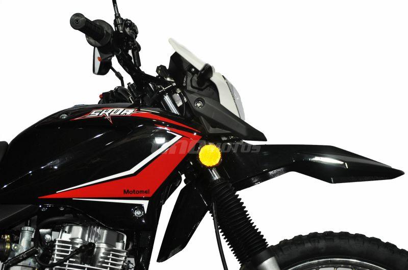 Moto Motomel Skua 150 V6 linea 2019