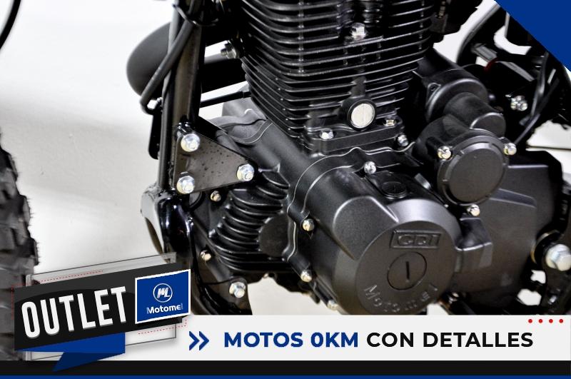 Moto Motomel Skua 200 V6 Linea 2018 Outlet M