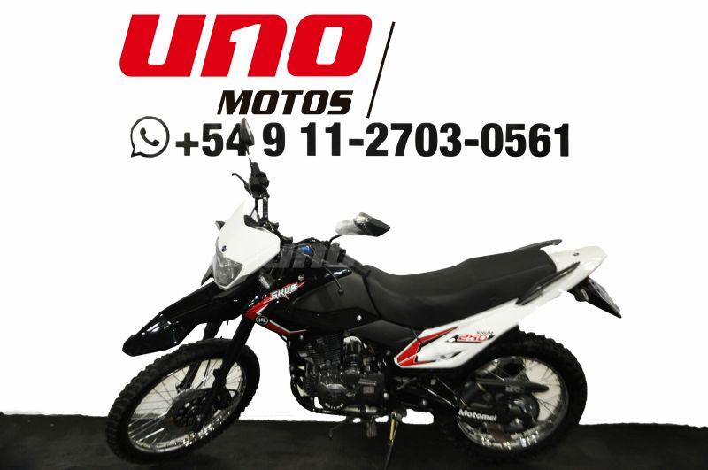 Moto Motomel Skua 250 Base New Enduro 2020
