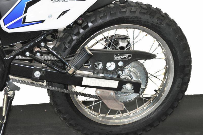 Moto Motomel Skua 250 Full Pro
