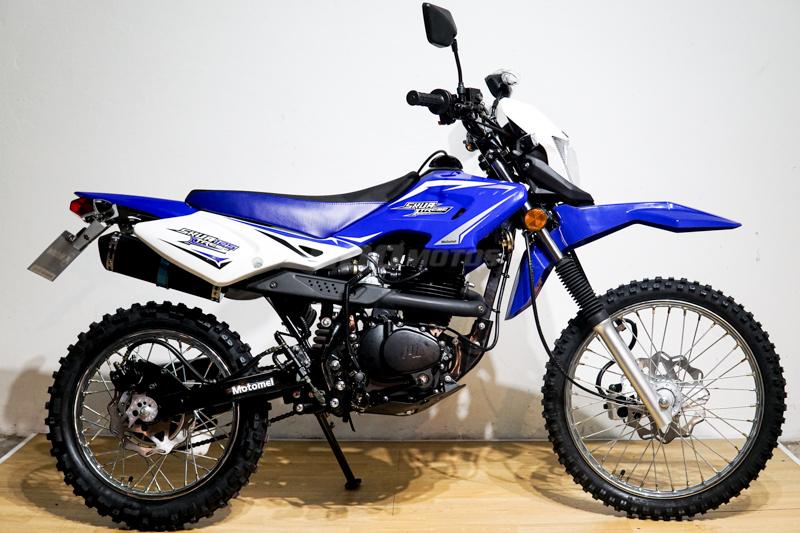 Moto Motomel Skua 125 Xtreme Linea 2021