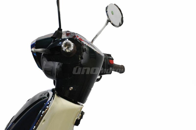 Moto Motomel Strato Alpino 150 linea 2020