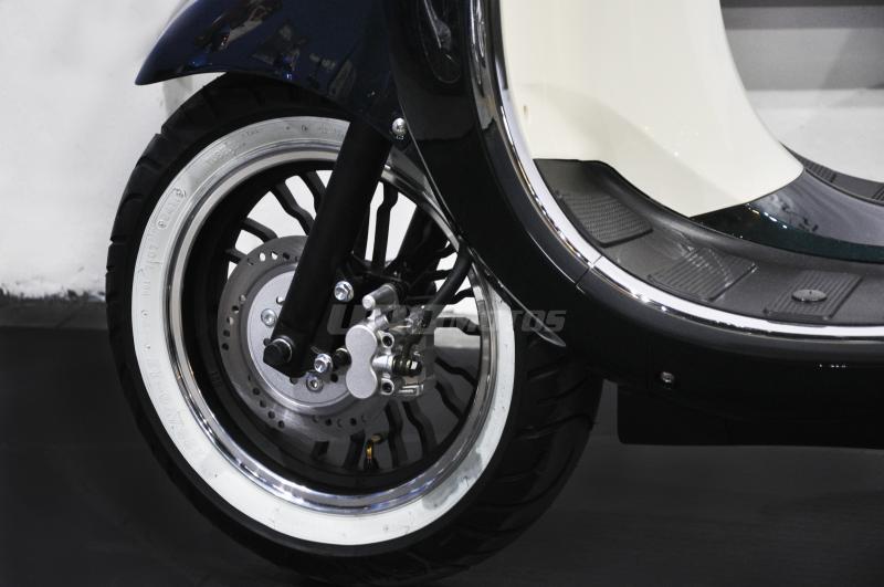 Moto Motomel Strato Alpino 150 linea 2019