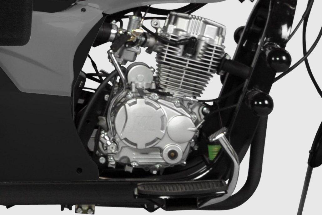 Moto Motomel Tricargo 150 Linea 2016