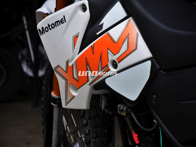 Moto Motomel XMM 250 - Promo Fab 2016